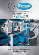Syncro System Van Equipment Fitting Out manual
