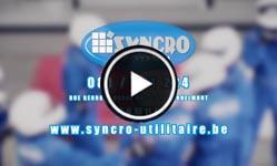 Werbespot der belgischen Syncro SPRL